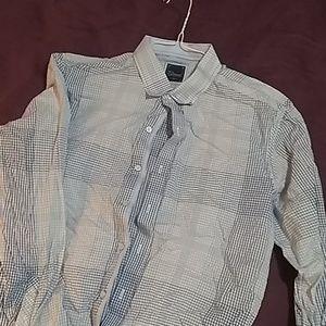 Men's 7diamonds dress shirt xl